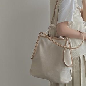 【小物】大人気商品ファッションマグネット無地大容量ハンドバッグ43315201