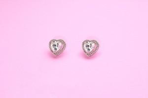 True Heart  ( Pierce / Earrings )