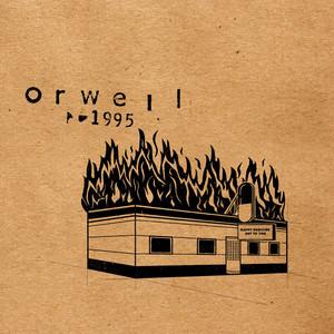"""[EW004/AH001] Orwell - """" Orwell 1995 """" [12 Inch Vinyl+ DL Coupon]"""