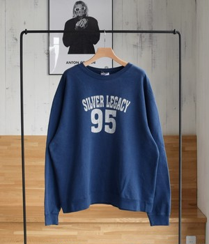 USED SWEAT SHIRT -SILVER LEGACY-