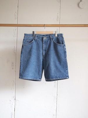 USED / Wrangler, Denim short pants