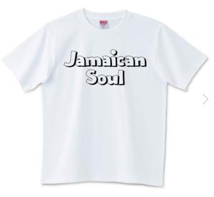 Jamaican Soul(POPロゴ)【Tシャツ】