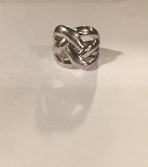 【16号】Vintage 925 silver rings ( ヴィンテージ  シルバー リング