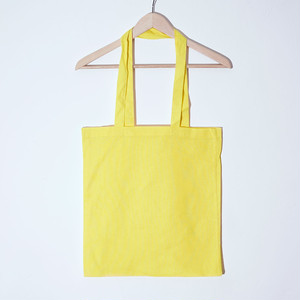 Long Handle Tote (Yellow)