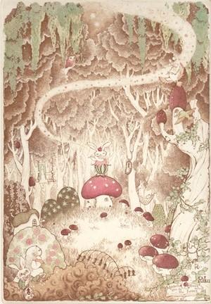 森が呼んでいる(作品のみ)