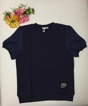 150size【SALE】ミニ裏毛Tシャツ【by LOVEIT】