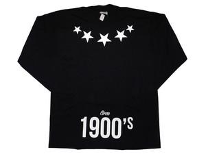 Circa 1900's(HOODSTAR)Black×White
