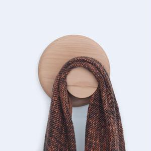 木製ウォールハンガー -Orbit Hanger S