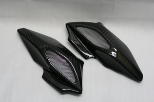 DRAGSTER800/RR  Air box cover  M122