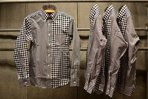 INDIVIDUALIZED SHIRTS クレイジーBDシャツ