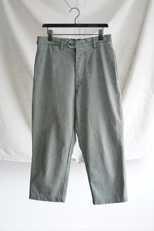 Croped Painter Pants made in Italy