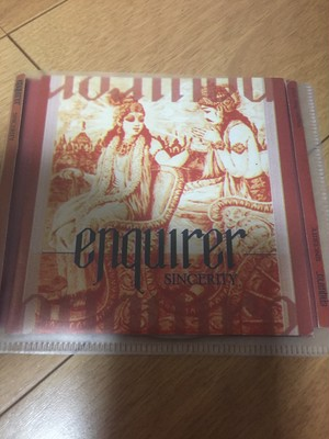 Enquirer - Sincerity CD