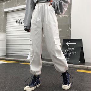 【ボトムス】春夏新品ゆったりストリート系カジュアルファッションジーンズ