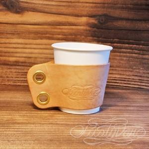 レザーカップスリーブ SS:ヌメ革