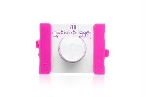 littleBits I18 MOTION TRIGGER リトルビッツ モーショントリガー【国内正規品】