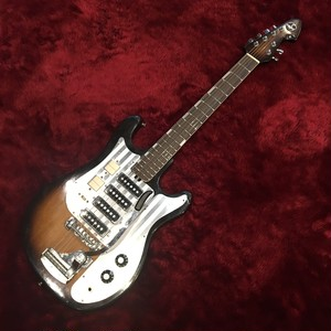 c.1960s Teisco WG-4L ビザールギター 調整済み 6ヶ月保証