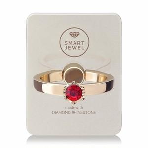 Smart Jewel-Lady Crown‐Champagne Gold-1月‐17SJ8-1-SGDLSM