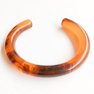 faux tortoise bangle bracelet[h-99]