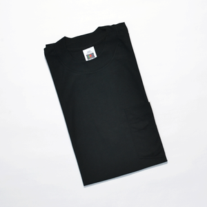 Deadstock★ 90's FRUIT OF THE LOOM ポケTEE(BLACK)S