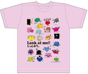 カルダモンTシャツ US:S&Mサイズ(じっとみて。バージョン)