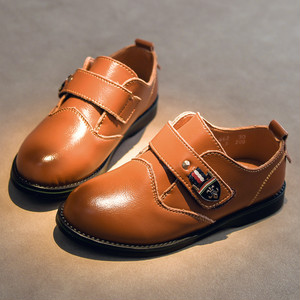 子供靴 レザーシューズ 革靴 キッズ ジュニア シューズ 男の子  子ども  フォーマル ローファー パンプス 黒7851
