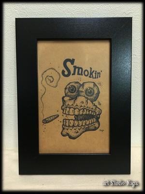 """「イラスト」Gata-Gata """" Smokin' """""""