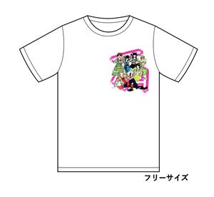 BLAZEワンマン記念Tシャツ!