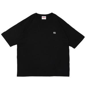 PCGS STITCH TEE/BLACK