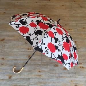 北欧デザイン日傘(晴雨兼用)| ショートタイプ | matthew red
