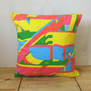 Inlay cushion cover 40x40cm