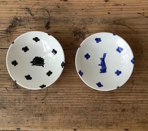 要美紀さんの浅鉢