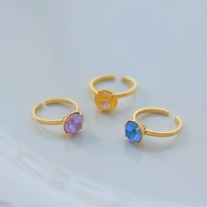 feminine color ring