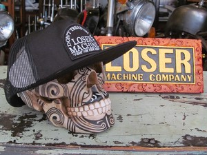 LOSER MACHINE CAP ROAD KING HAT