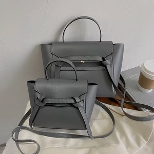 simple hand bag 4color