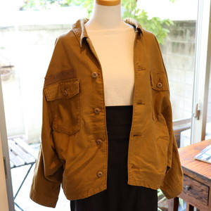 「Antgauge」Military over jaket