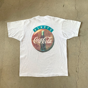 "90's Coca-Cola T-Shirt ""made in usa"""