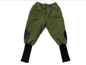 19AW ナイロンリップストップベイカーイージーパンツ / Nylon ripstop baker easy pants