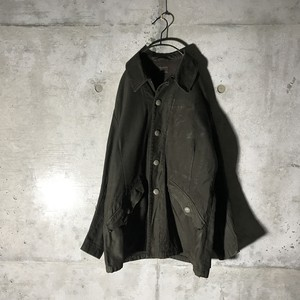[used]vintage back pockets jacket