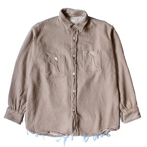 (YSTRDY's TMRRW) 11oz DENIM 925 SHIRT