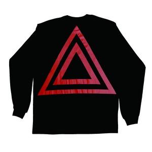 SUNKAK Long Sleeve TeeShirts BLACK