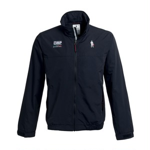 RS/JK/0001B/071 OMP & RACING SPIRIT ICON JACKET (Black)