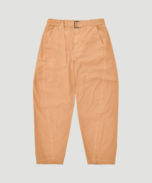 LEMAIRE  Twisted Pants Toasted Coconut M-193-PA137