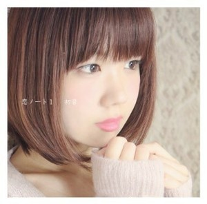 【CD】mini album「恋ノート1」