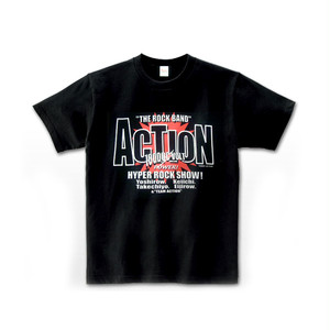 ACTION 100000VOLT POWER Tシャツ[ts007]