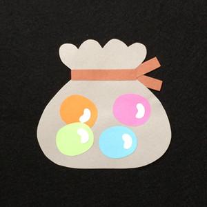 キャンディ(袋)の壁面装飾