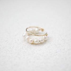 twin cuff (pearl)