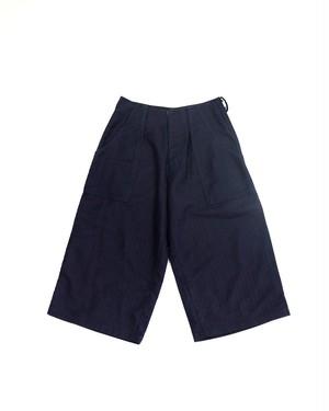dark navy hakama pants