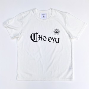 CHO OYU Tシャツ