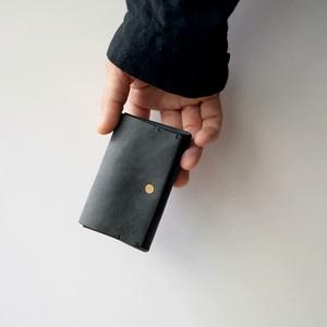 bellowsfold wallet - bk - nebbia