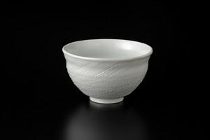 白磁刷毛目茶碗3
